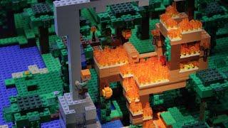 Lego Minecraft Stories - ep 3