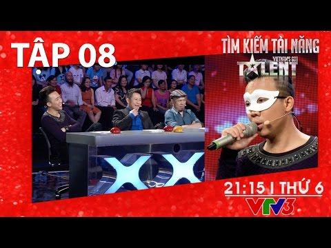 [FULL HD] Vietnam's Got Talent 2016 - TẬP 8 (04/03/2016)