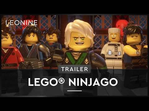 Lego Ninjago 4.1 - Trailer (deutsch/german)