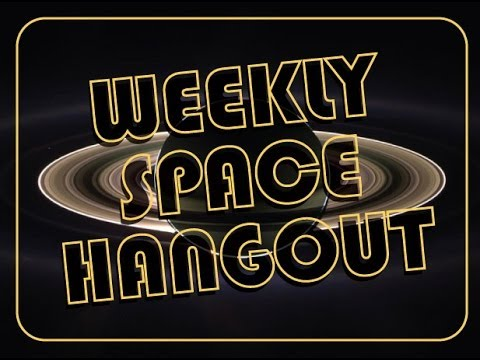 Weekly Space Hangout - December 13, 2013 - Europa's Water Jets & Chinese Lunar Lander