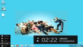Como Hacer Funcionar El Menu Metro De Windows 8