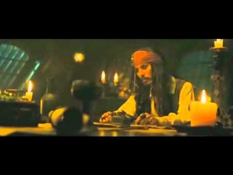 Captain Jack Sparrow - Why is the rum always gone?, Oh! that's why. XD