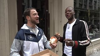 Barstool Pizza Review - Zero Otto Nove With Special Guest Terry Rozier