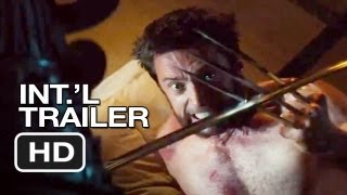 The Wolverine International TRAILER (2013) Hugh Jackman