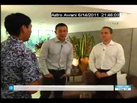 Astro Awani - In Person with Sacha & Tan Architects- 14th June 2011