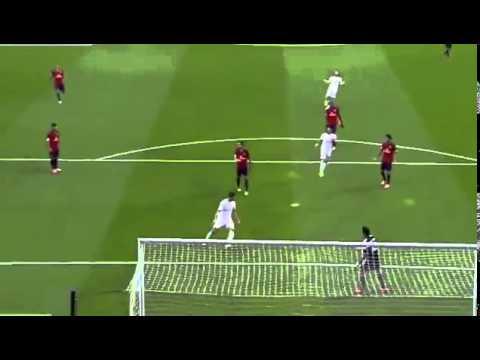 Real Madrid vs Osasuna 4 0 La Liga 2014 Cristiano Ronaldo Amazing Goal   26 04