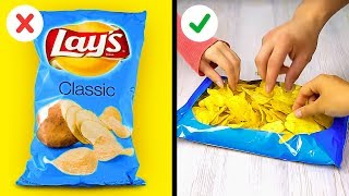 TOP-100 BEST LIFE HACKS AND DIYs