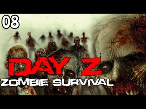DayZ with SeaNanners - Adventures of Razor Shark &amp; Bone Saw - #8