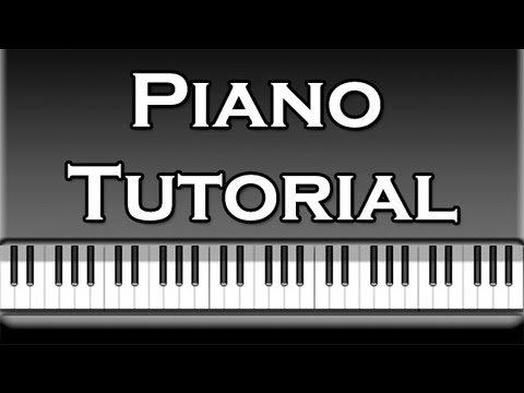 Foster the people - Pumped up Kicks Piano Tutorial [100% speed] (Synthesia)