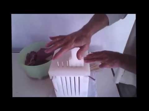 Formadora para Espetinhos manual (video enviado pelo comprado - P2)