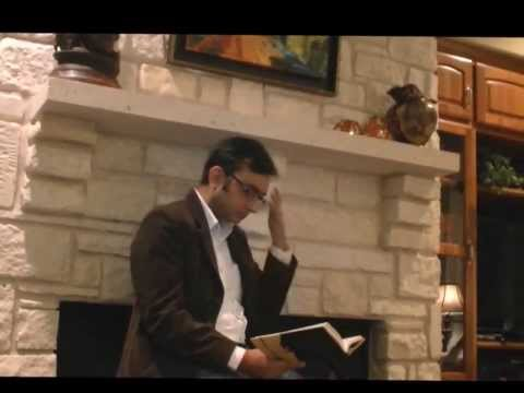 Rahul Pandita Austin Book Reading 11 4 13