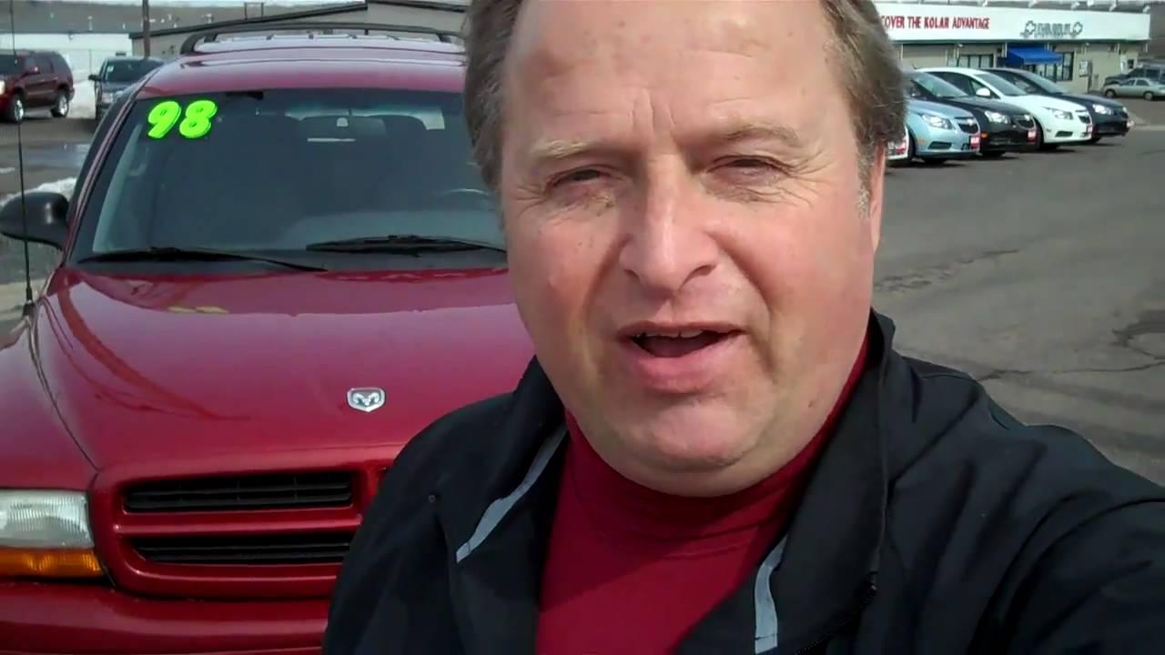Kolar Chevrolet Duluth Mn >> 1998 Dodge Durango SLT 4x4 walkaround by Karl Spring, Kolar Chevrolet Buick GMC, Duluth, MN ...
