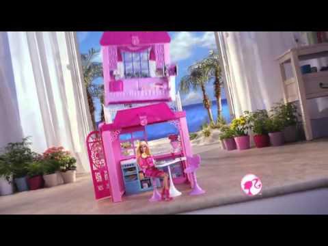 Nhà búp bê Barbie