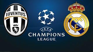 Juventus Vs Real Madrid I Quartas De Final PES 2014 Uefa