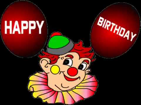 Bài hát chúc mừng sinh nhất - Happy Birthday ( Funny )