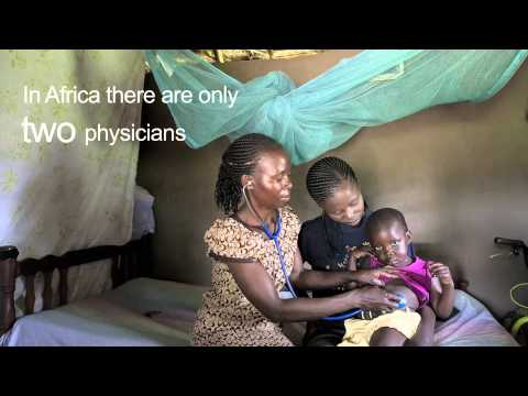 Healthcare for children in Africa