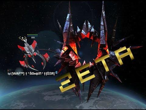 DarkOrbit Zeta-Gate [Belonung+Havoc]