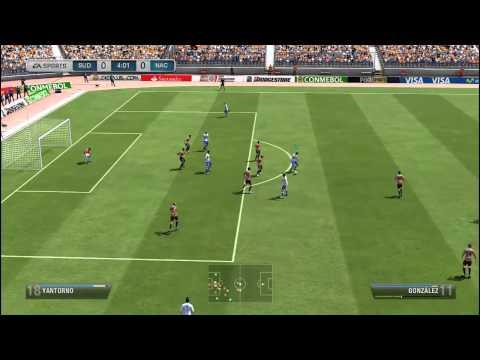 FIFA 13 Nacional Sudamerica IASA