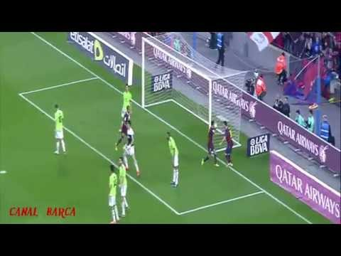 Barcelona - Osasuna 7 0 All goals HD