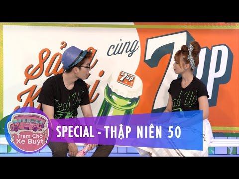 Trạm Chờ Xe Buýt  Special | Những Ca Khúc Thập Niên 50 | Khởi My & Huy Khánh | MC Cut [Game Show]