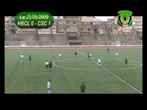 HBCL 0 - CSC 1 : résumé du match