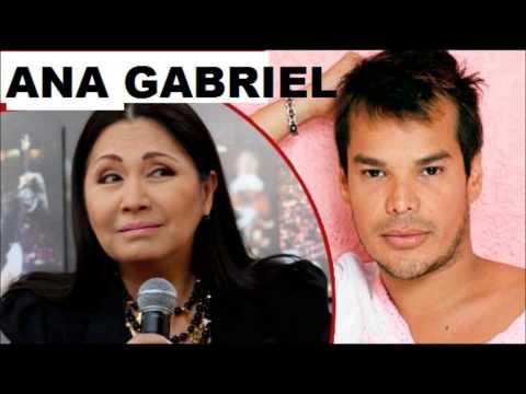 REVELARAN SECRETOS MUY INTIMOS DE ANA GABRIEL!!