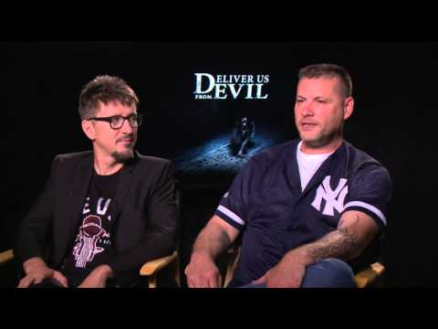 Deliver Us from Evil: Director Scott Derrickson & Author Ralph Sarchie Movie Interview