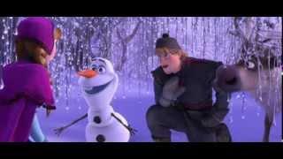 "Disney's Frozen ""No Heat Experience"" Clip"