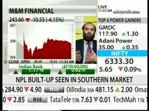 Ramesh Iyer - MD of Mahindra Finance on NDTV Profit