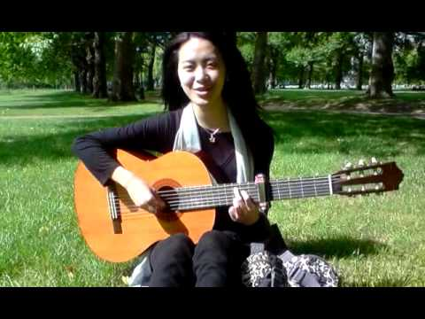 I'm Yours - Jason Mraz Cover in Hyde Park London