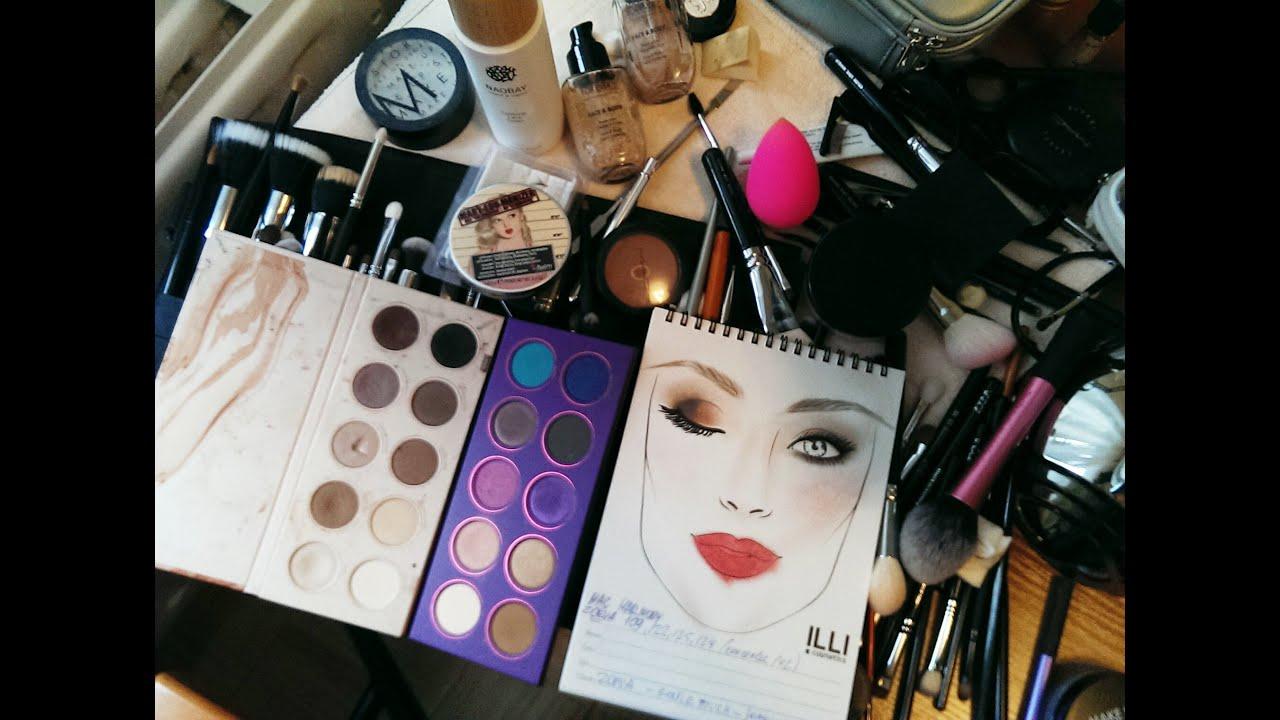 Проф косметика для визажистов 1 фотография