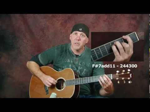 Make Music how to play Acoustic guitar cool new chords rhythms melody strum patterns lesson