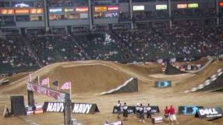 720 Backflip CRASH Double Front Flip X Games 15 2009 Best