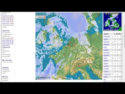 14.2.2014 uk NWO flood Night weather tricks Northsea haarp GEOENGINEERING radar anomalies