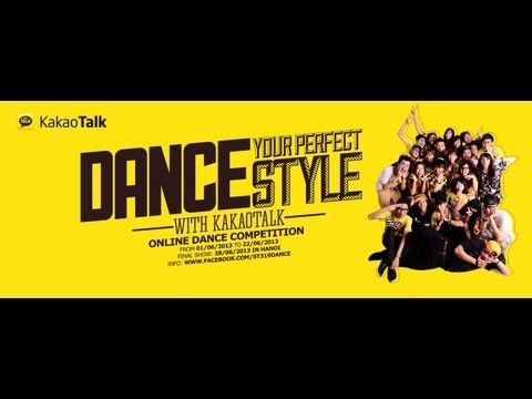 St.319 - Dance Your Perfect Style - Kakao Talk CF