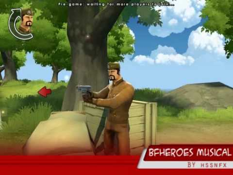 Battlefield Heroes - Ритм оружия