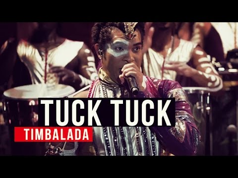 Timbalada - Tuck Tuck - em 4K - Youtube Carnaval 2015