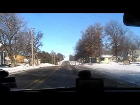 Hình ảnh trong video Drive to Williston ND.wmv