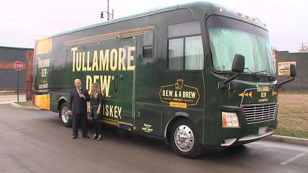 Tullamore Dew Tour Interview
