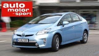Toyota Prius (Hybrid) Sol (Anzeige) videos