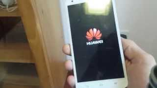 Huawei Honor 3X: How To Factory/Hard Reset