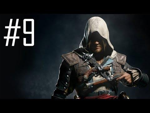 Cùng chơi Assassin's Creed IV: Black Flag #9 - Mình là HACKER!! (Commentary w/ Hiuf Beos)