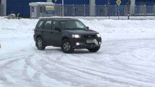 FORD Escape 2005. Ходынка2011