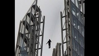 Dynamo Levitating On Top Of The Shard Is FAKE Proof