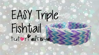 {OLD VIDEO} EASY VERSION (ADVANCED LEVEL) Triple Fishtail