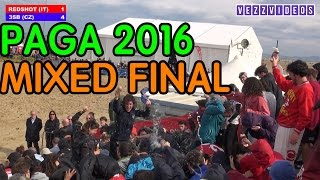 3sb Vs Redshot - Paga2016 Mixed Final
