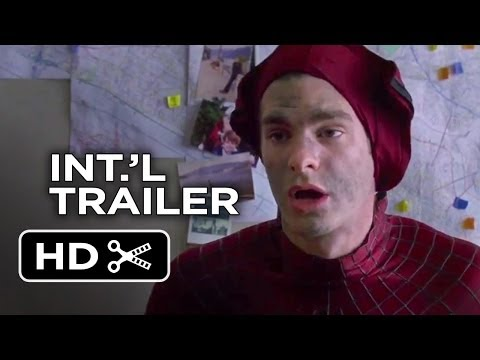 The Amazing Spider-Man 2 Official International Trailer #2 (2014) - Marvel Superhero Movie HD