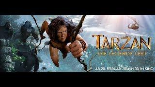 Tarzan Trailer #1 (2014) HD