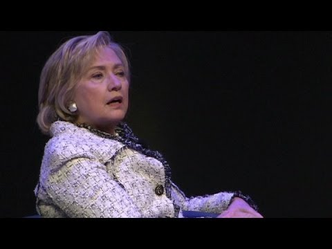 Hillary Clinton: Nigeria responsible for finding girls