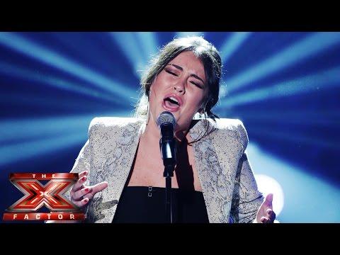 Lola Saunders sings John Lennon's Imagine  | Live Week 2 | The X Factor UK 2014